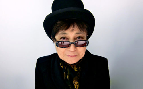 Yoko Ono to curate Meltdown festival in 2013