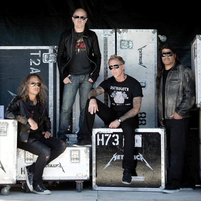 Metallica reclaims back catalog, launches own label