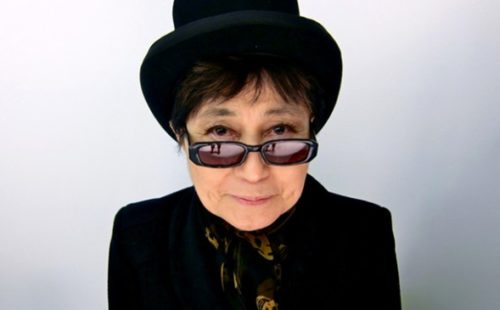 Yoko Ono pays tribute to John Lennon with new fashion line; LED jockstraps and incense boots feature