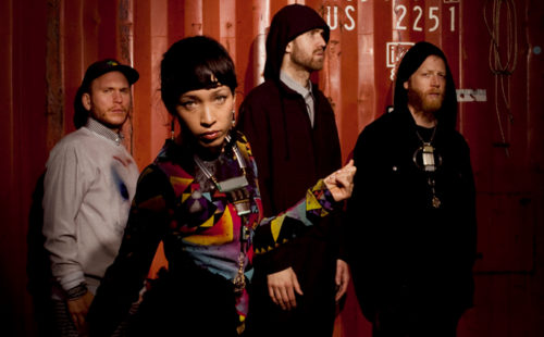 """""""It all makes sense for that hour you're on stage."""" Little Dragon talk intensive touring, vibing with Big Boi"""