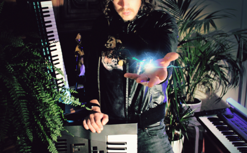Legowelt and XOSAR are the 'PARASPECTER research group' in new video