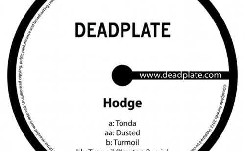Premiere: stream Dusted, the new EP from Bristolian house talent Hodge