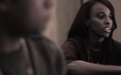 Angel Haze and Lunice join forces for 'Gimme That'