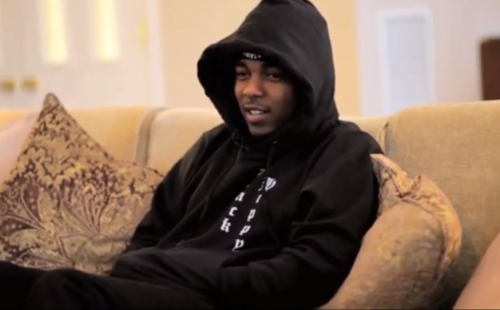 The kid's done good: FACT TV sit down with Kendrick Lamar