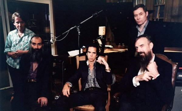 Nick Cave & The Bad Seeds to release <i>Push the Sky Away</I> in February: stream a trailer video inside