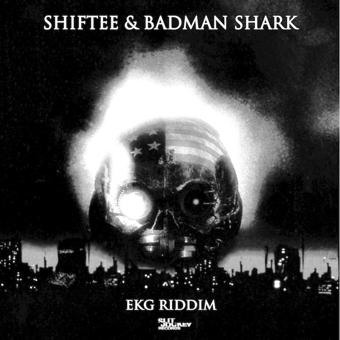 Grime devotees Shiftee and Badman Shark announce 'EKG Riddim', share punishing mix