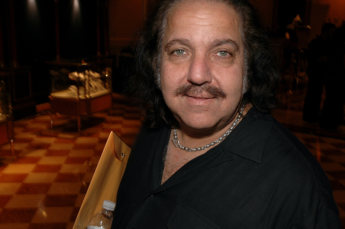 """""""The most unusual record deal ever"""": Pepe Deluxé make funk EP exclusively for Ron Jeremy"""