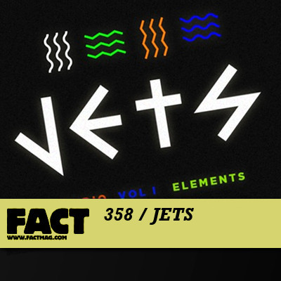FACT mix 358: JETS (Jimmy Edgar & Travis Stewart)