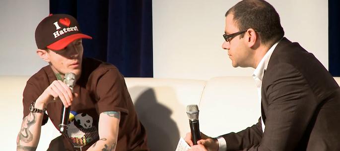 """Deadmau5 on EDM: """"minimal effort for maximal profit"""""""