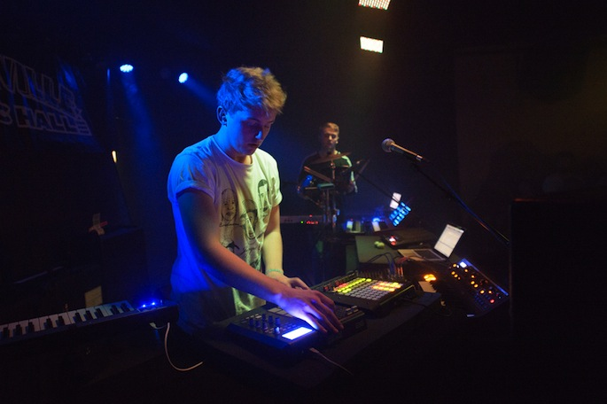 Download live moogfest sets from disclosure, richie hawtin, andy.
