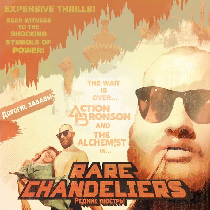 Action Bronson announces release date for Alchemist-produced <em>Rare Chandeliers</em> LP
