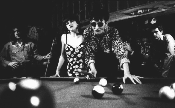Rowland S Howard And Lydia Lunch S Ragged Rock N Roll