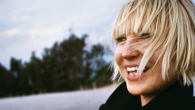 Watch Sia perform Rihanna's 'Diamonds', a song she co-wrote