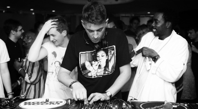 Exclusive: stream Skream and Disclosure's 70 minute back to back mix from this week's Do Not Disturb London session presented by The Boiler Room