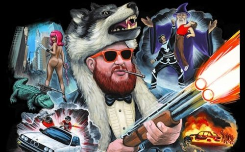 Action Bronson releases expanded version of Rare Chandeliers mixtape