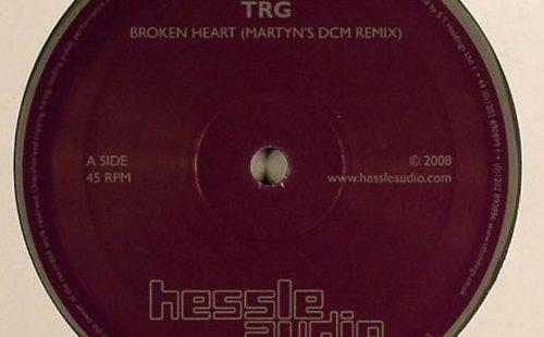 Hear DJ Rashad and DJ Manny's edit of Martyn's classic 'Broken Heart' remix