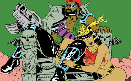 Major Lazer reveal Free The Universe tracklisting; Ms Dynamite, Peaches and many more to feature
