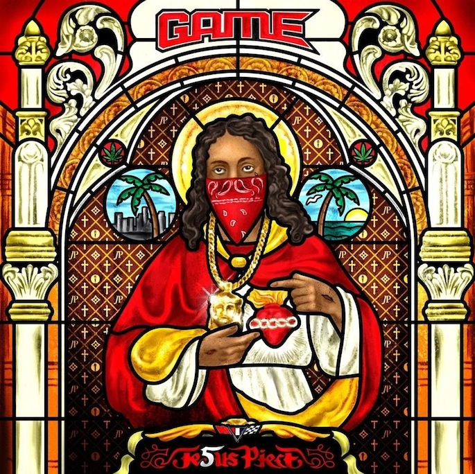 Listen to The Game's 'Jesus Piece', featuring Kanye West and Common