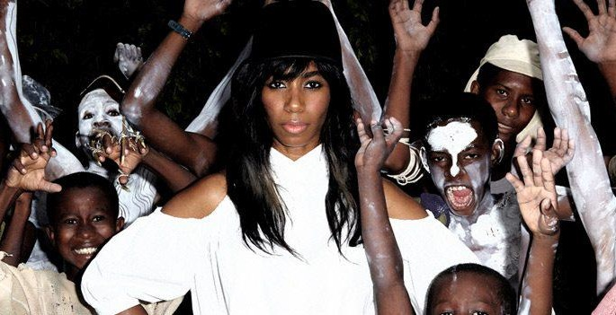 Listen to a new Santigold track, from the soundtrack to HBO's <em>Girls</em>