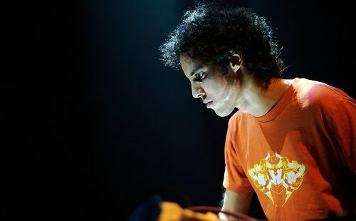 """Four Tet to play two hours of """"mad rare weird cosmic records"""" on Just Jam this Wednesday"""