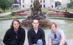 Emeralds' Mark McGuire leaves band
