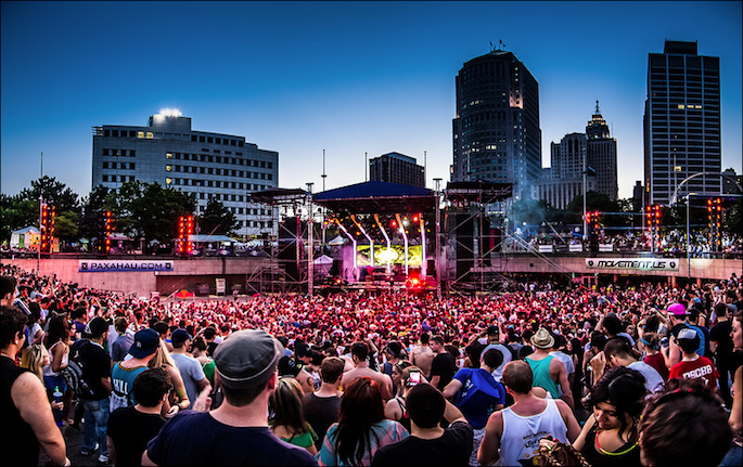Carl Craig, Mala, Richie Hawtiin, Tensnake among headliners of Detroit's Movement Electronic Music Festival