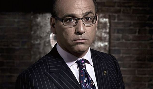 Dragons' Den's Theo Paphitis in talks to buy HMV