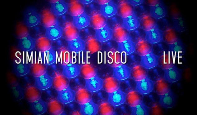 Simian Mobile Disco announce first ever live album