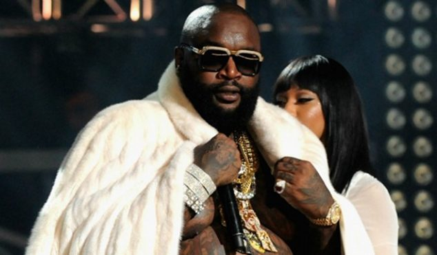Rick Ross reportedly targeted in Florida drive-by shooting