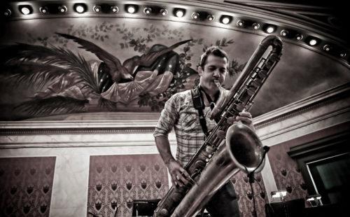 Saxophonist Colin Stetson announces New History Warfare Vol. 3; Ben Frost and Bon Iver contribute
