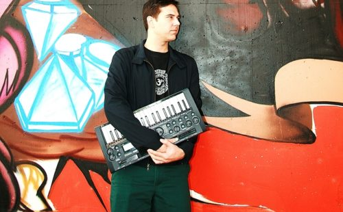 """""""I have no desire to wrap my head around Ableton."""" FACT meets analogue house deviant Moon B"""