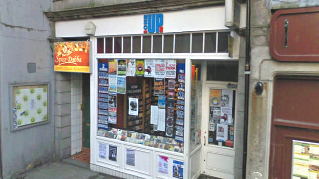 Aberdeen Record Store One Up Announces Closure Fact