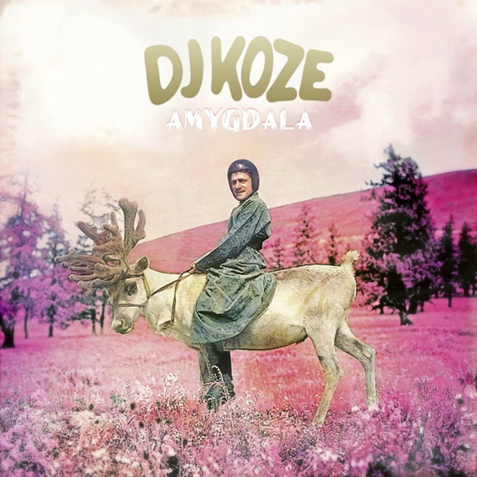 Caribou, Matthew Dear and Apparat sign up for DJ Koze's new LP, <em>Amygdala</em>