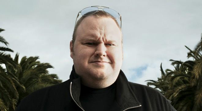 Kim Dotcom launches MEGA by staging fake FBI raid
