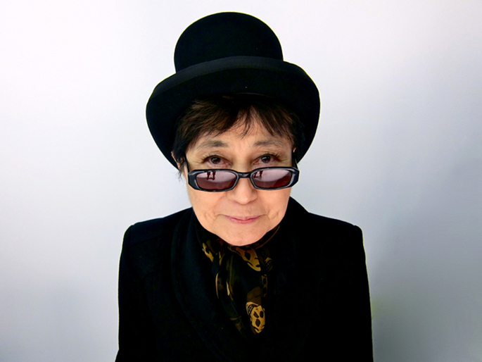 Yoko Ono announces one-off return of the Plastic Ono Band