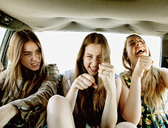 LA sisters Haim top the BBC Sound of 2013 poll, beating AlunaGeorge, Angel Haze and more