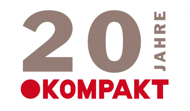 Kompakt launch 20th birthday proceedings with Kollektion 1 compilation