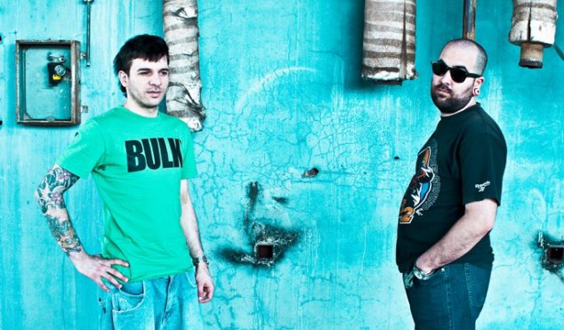 Hardware fetishists The Analogue Cops recruit Blawan and Steffi for debut album