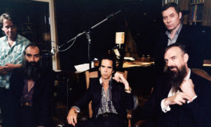 Watch Nick Cave & The Bad Seeds' Ray Winstone-helmed new video