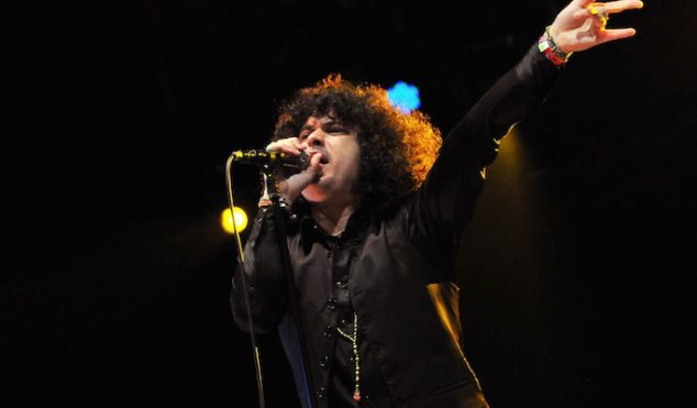 Ex-Mars Volta / At The Drive-in frontman shares details about forthcoming solo album