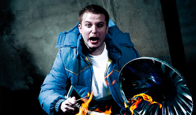 Ban this filth! Joe Muggs defends dubstep's dirty side