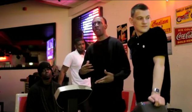 FACT TV went bowling with Butterz generals Royal-T, Terror Danjah and Elijah & Skilliam