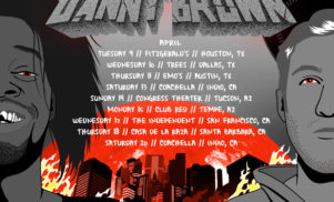 Danny Brown and Baauer plan brief US tour