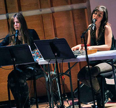 Stream Julia Holter, Laurel Halo, Daniel Wohl and Transit's recent collaboration at New York's Merkin Concert Hall