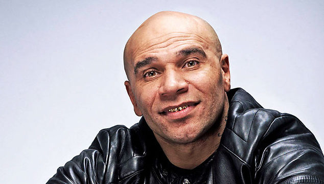 Goldie working on new projects with Flying Lotus, Burial, Photek and more