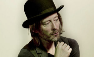 Watch Thom Yorke and Nigel Godrich perform at the first Atoms For Peace launch party
