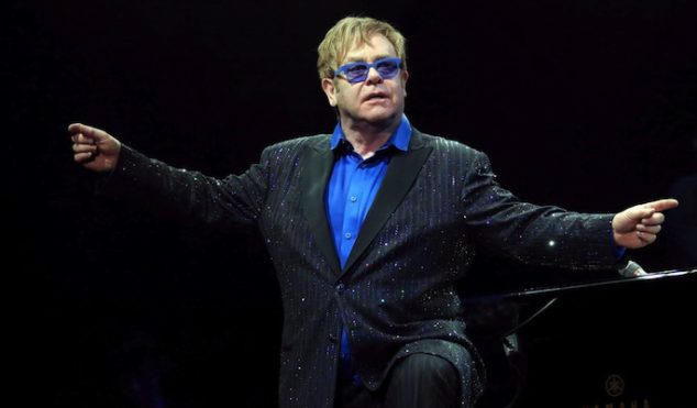 Elton John to play in-store HMV benefit show?