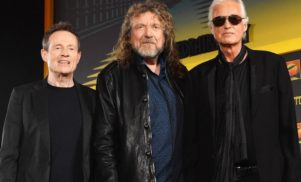 Robert Plant suggests that he's open to a Led Zeppelin reunion