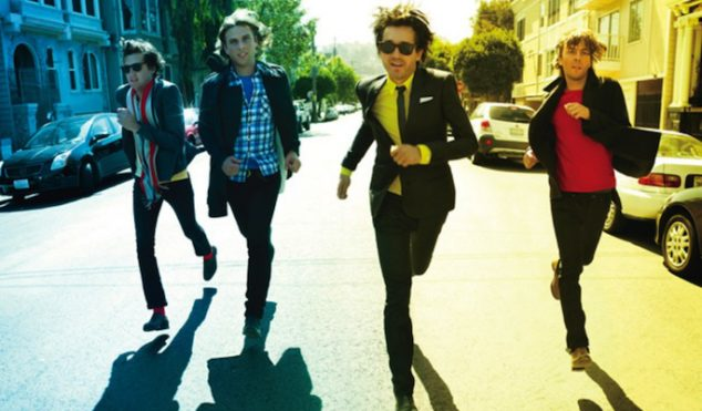 Listen to a new song by Phoenix, 'Entertainment'