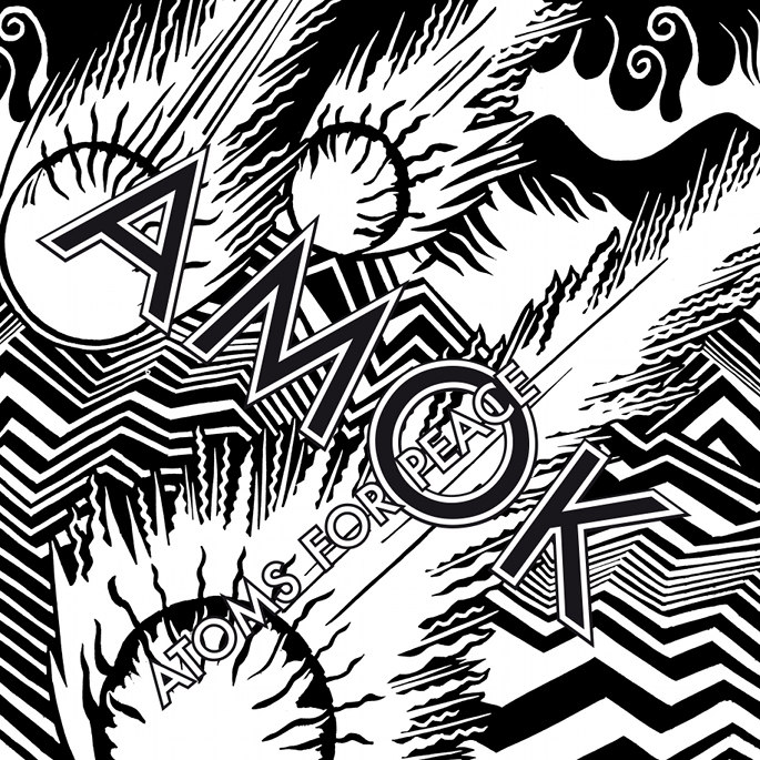 Thom Yorke's Atoms for Peace announce <i>AMOK</i> launch parties: Actress, Throwing Snow, Shed and more support